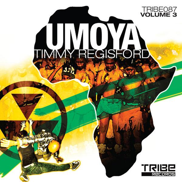 UMOYA EP3 Timmy Regisford