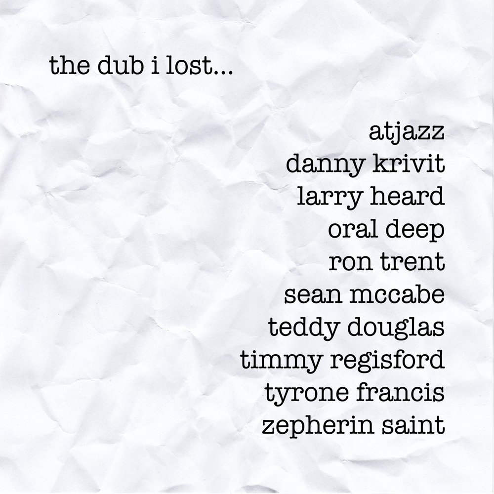 VARIOUS                                            DUB I LOST...