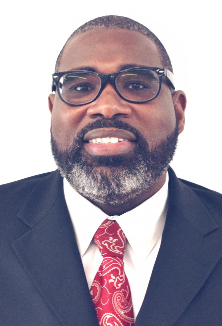 Dr. James Suggs Principal,  GW Carver