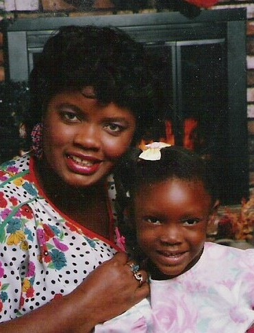 My Mother and I!