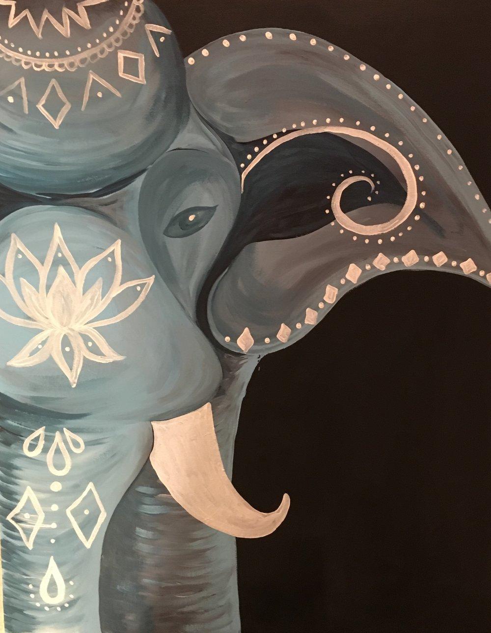 Art by Brooke Schroder McClure