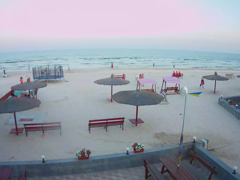 cinoh :      lichtschimmer :  Europe, Ukraine, Stepok, Black Sea - webcam