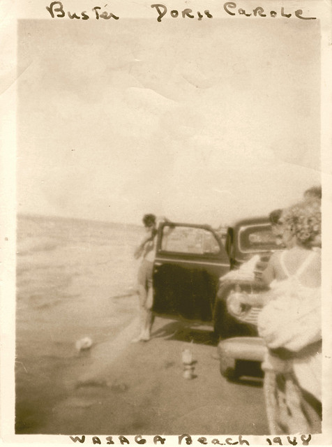 an-itinerant-poet: punlovsin: 1948 Wasaga Beach