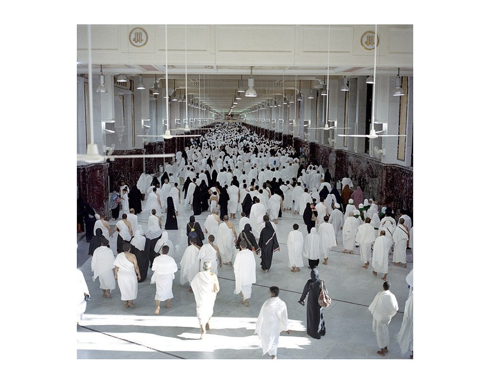 jennilee :     (via  These photos take us inside the holy city of Mecca | Dazed )       Mecca.