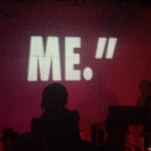 #me #localtransport #propaganda and the ultimate #selfie by @dannyanguish videos of the night up soon (at Ace Hotel London Shoreditch)