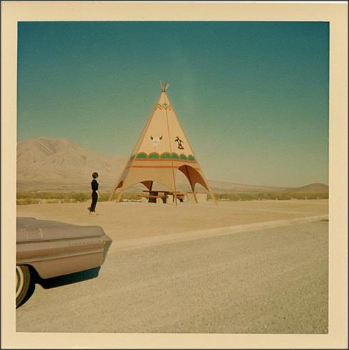 1950sunlimited: Rest Stop c.1960s Snapatorium