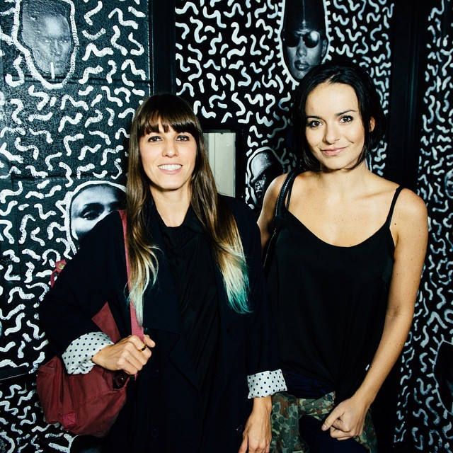 #latergram - some of our beautiful guests beginning to arrive - photos by Camille Blake from our first #LocalTransport event at the @acehotel in #shoreditch. See the above link 👆 for more #livemusic #liveart #liveperformance #photography #poetry (at Faded - Club Miranda at Ace Hotel)