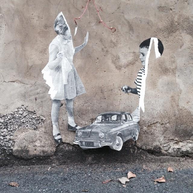 #poetic #defacement #streetart
