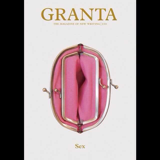 Our d&ad winning #magazine #design in 2011. Printed on a #rubber like #paper stock also, it was a #tactile critique of the formulas for our #libidinal #consumer #culture. #photography by Billie Segal #granta #sex issue #sexsells #sexandmoney #thisisnotapurse #purse #pinkpurse #surrealism #designaward #artdirection #graphicdesign #magazines #books #booklover #stories #shortstories #colour #pink #gold #expensive #fashion #body #bodyparts #hot #photography #fashionphotography #oldestprofession #advertising