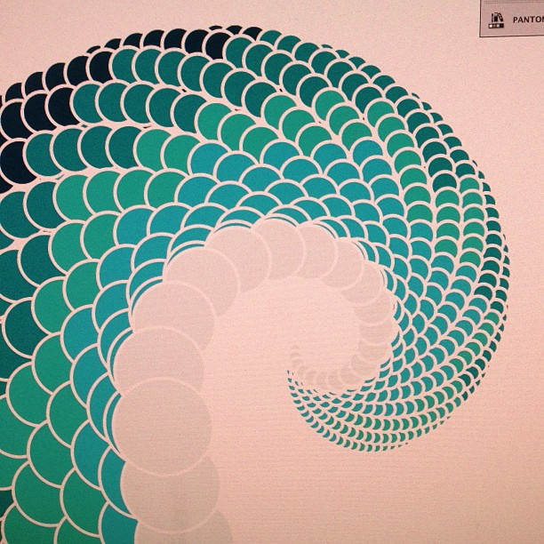 Generative #design in progress. #tentacle #wave #illustration. #SALU #michaelsalu