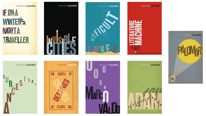 Italo Calvino series  2007-2009 © Michael Salu