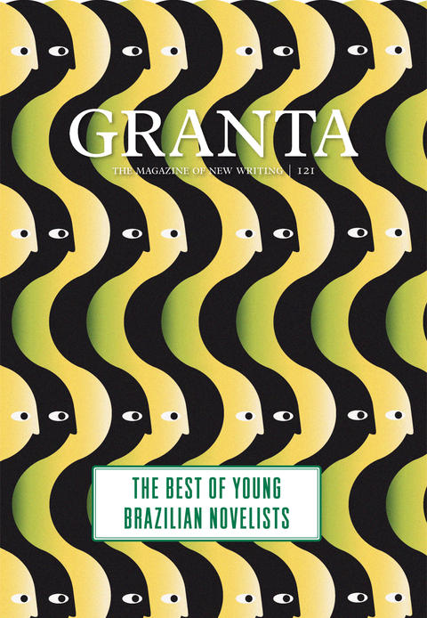 vol1brooklyn: (via Granta Goes Brazilian | Vol. 1 Brooklyn) Our cover for the upcoming Best of Young Brazilian novelists issue. Can you guess what the inspiration was?