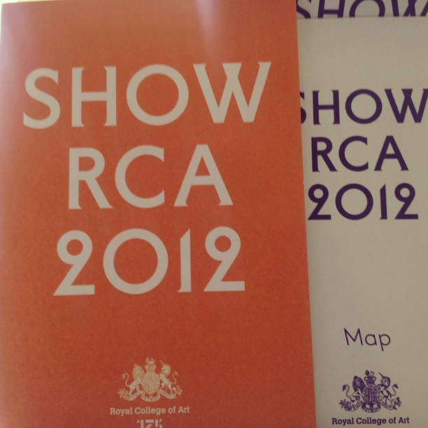 Looking forward to this @RCAevents (Taken with Instagram)