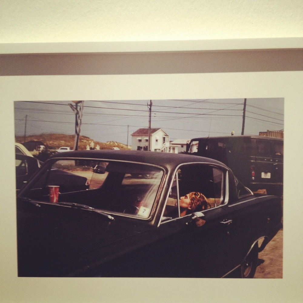Joel Sternfeld @foam_amsterdam a few weeks ago. Great retrospective. #photography