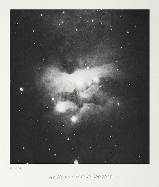 The Nebula H.V 30. Orionis