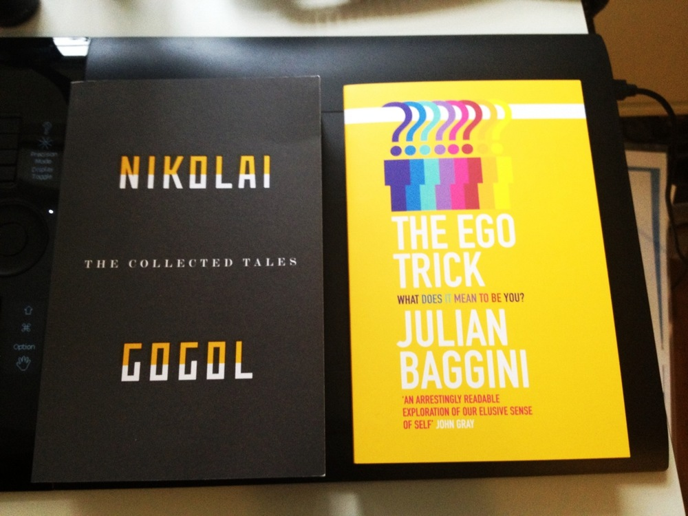 New  titles  just arrived from the printer…
