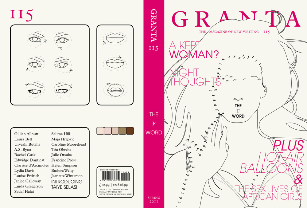 Granta 115: The F Word A preview.