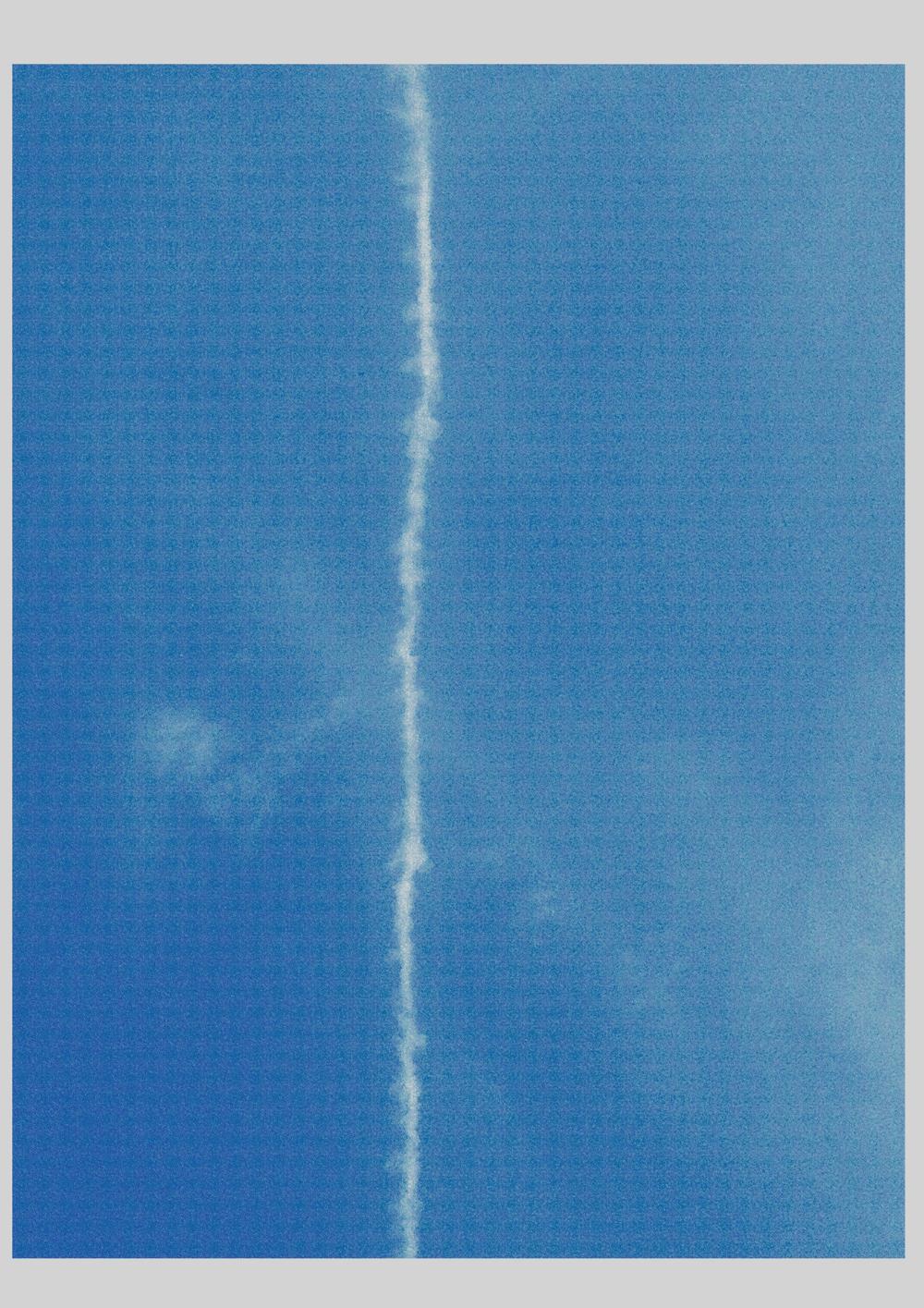 Opprobrium. Single colour screenprint. 2015.