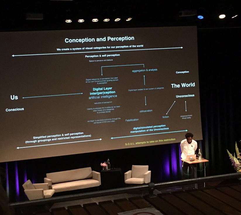 Conception & Perception, Amsterdam 2017.