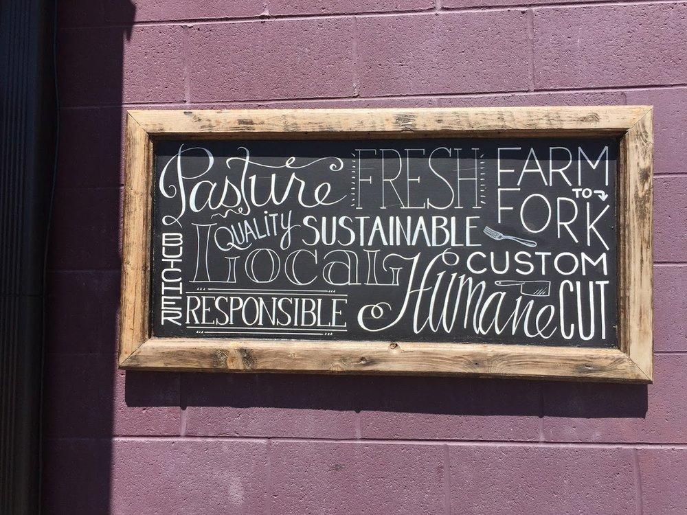 Timbercreek Market Chalk