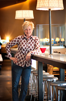 Bar Manager Leann Berry