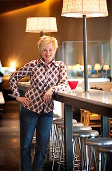 Bar Manager Leann Berry