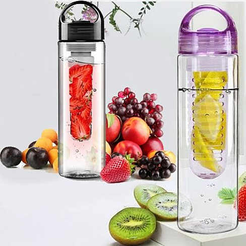Encourage your mom to stay healthy and hydrated with a BPA free, fruit infused water bottle. Toss in some fresh mint leaves and lemons for her to add to her bottle.