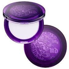 Long Days - After you freshen up your skin, you can apply Urban Decay's De-Slick Mattifying Powder. This product is great for long-lasting makeup and long days spent at school.