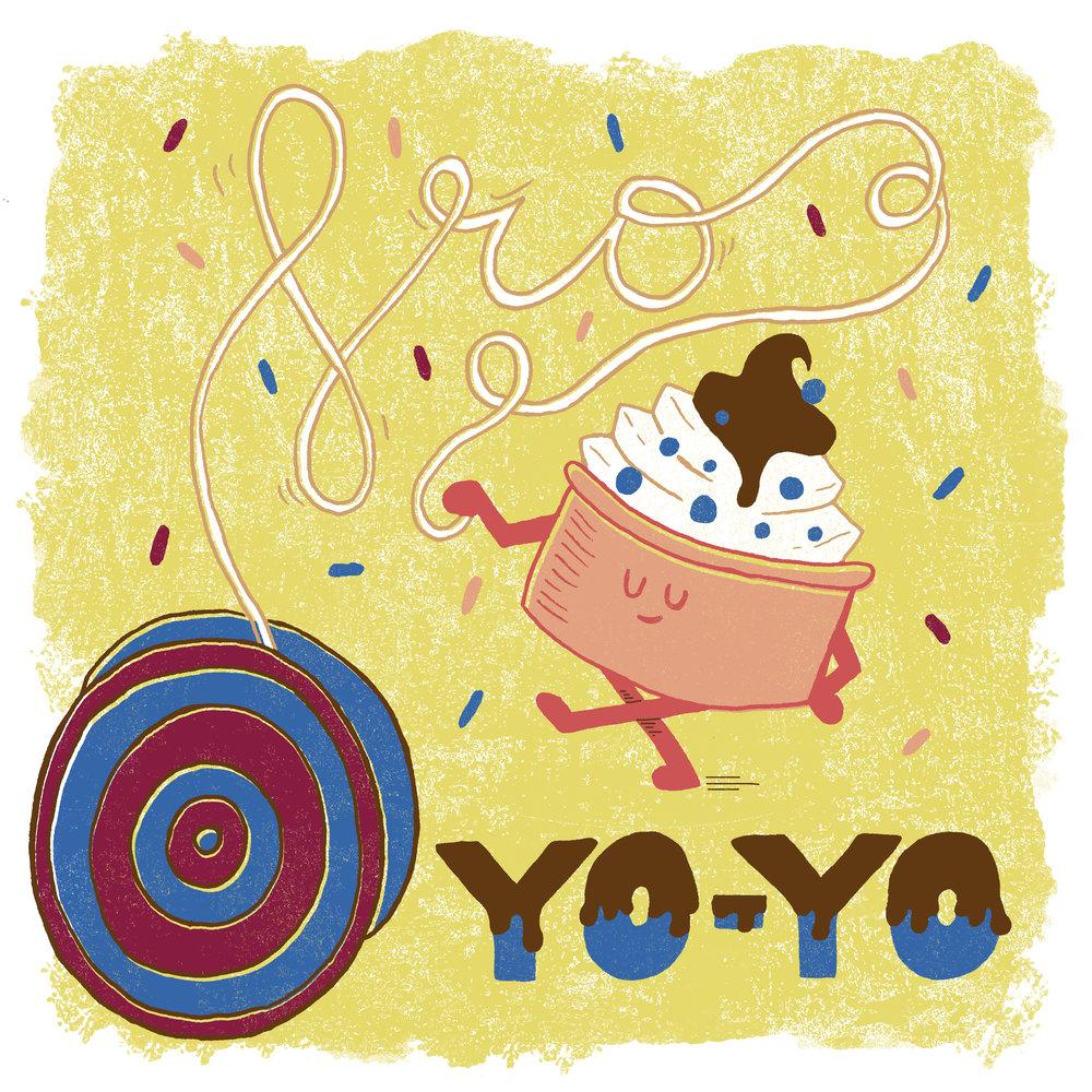 Fro-yo-yo