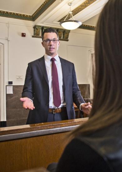 Zak T. Goldstein, Esq. - Philadelphia Burglary Attorney