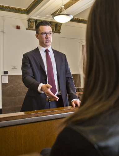 Zak T. Goldstein, Esq. - DUI Defense Lawyer
