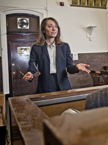 Philadelphia Gun Charges Lawyer Demetra Mehta