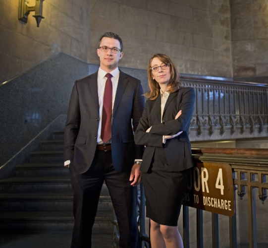 Philadelphia Criminal Defense Attorneys Zak T. Goldstein, Esq. and Demetra Mehta, Esq.