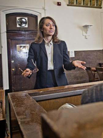 Criminal Defense Attorney Demetra P. Mehta, Esq.