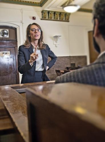 Title IX Defense Lawyer Demetra Mehta