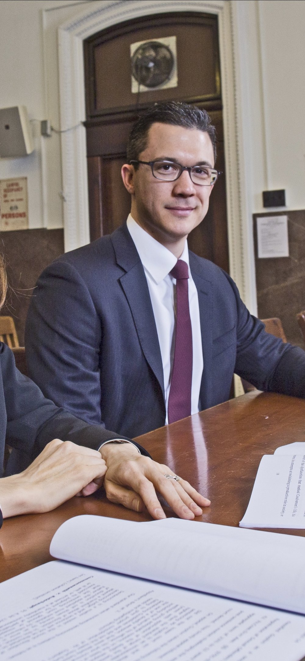 Philadelphia Criminal Defense Lawyer Zak Goldstein