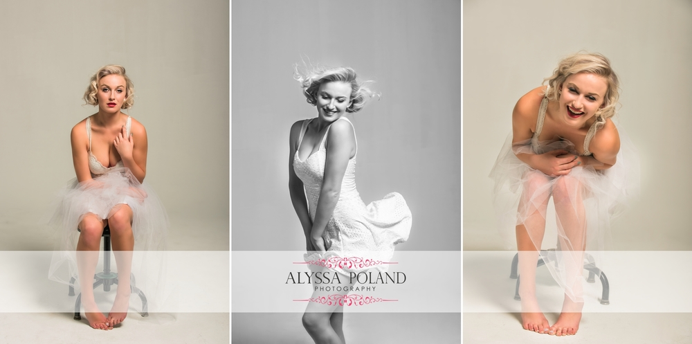 Marilyn Monroe Stylized Shoot