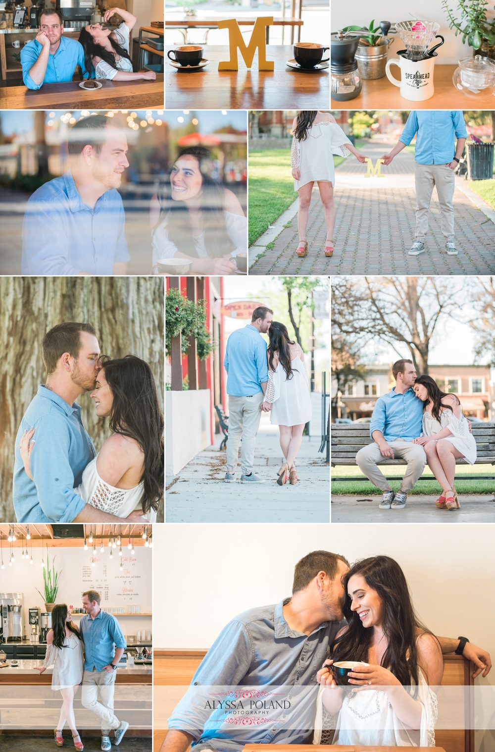 Lifestyle Engagement Photography