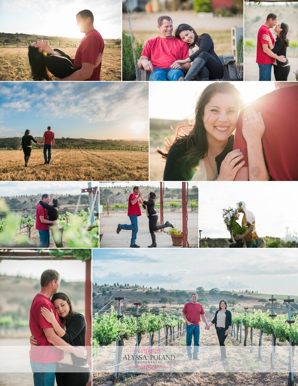 Rio Seco Engagement Session