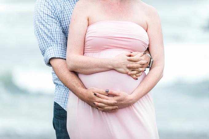 Montana De Oro Maternity Photo session