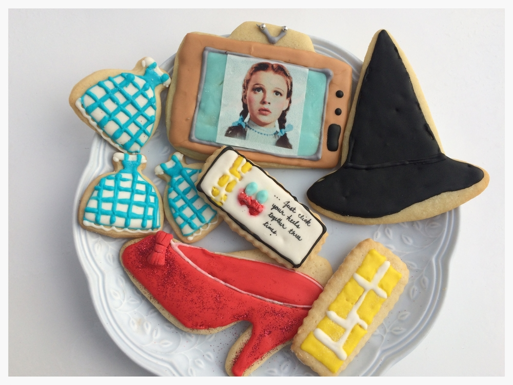 Themed cookies make great gifts.