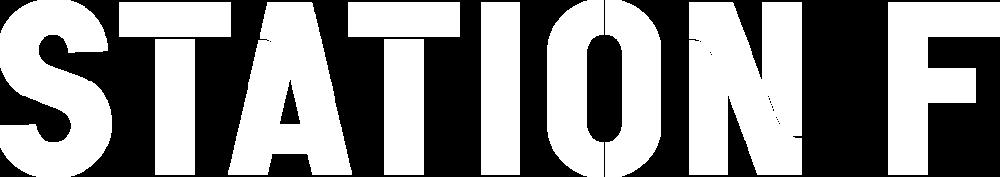 Station F, White Logo