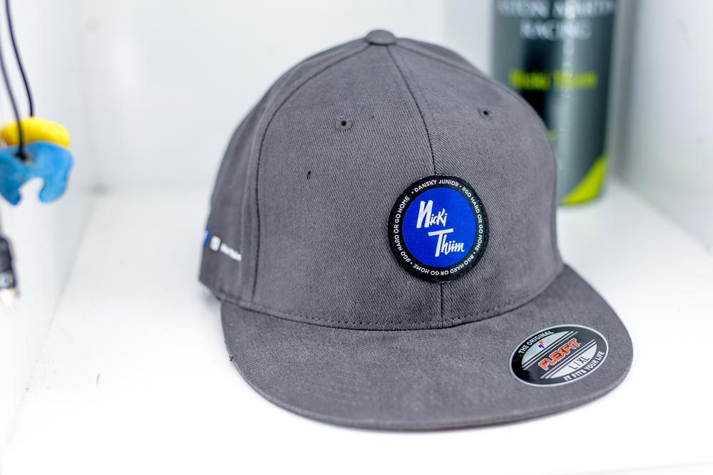 NT Flexfit Cap Grey