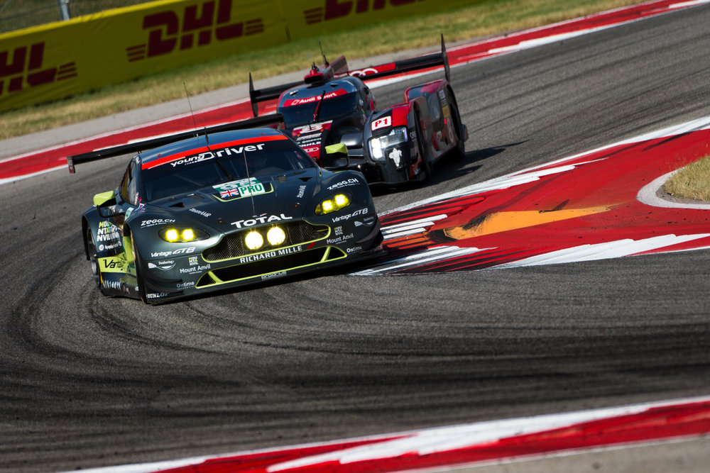 Photo: Aston Martin Racing
