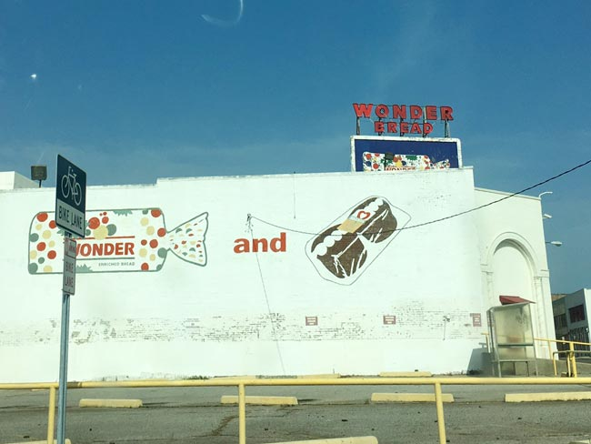 Memphis, Home of White Bread and Ding Dongs