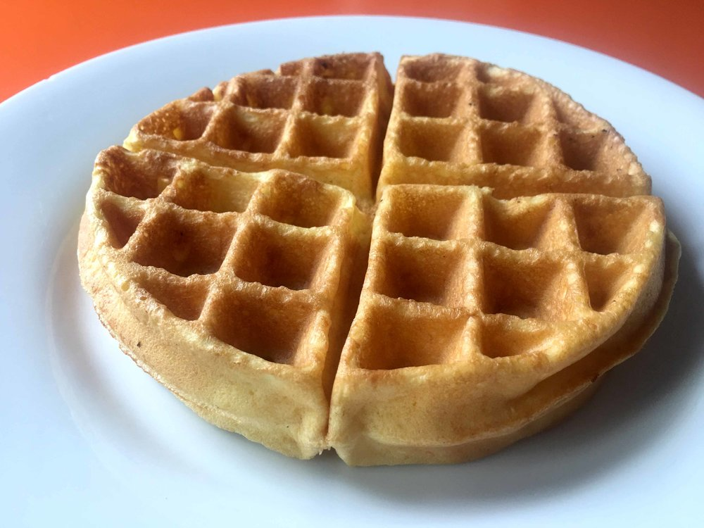 World's Greatest Low Carb Waffles Recipe