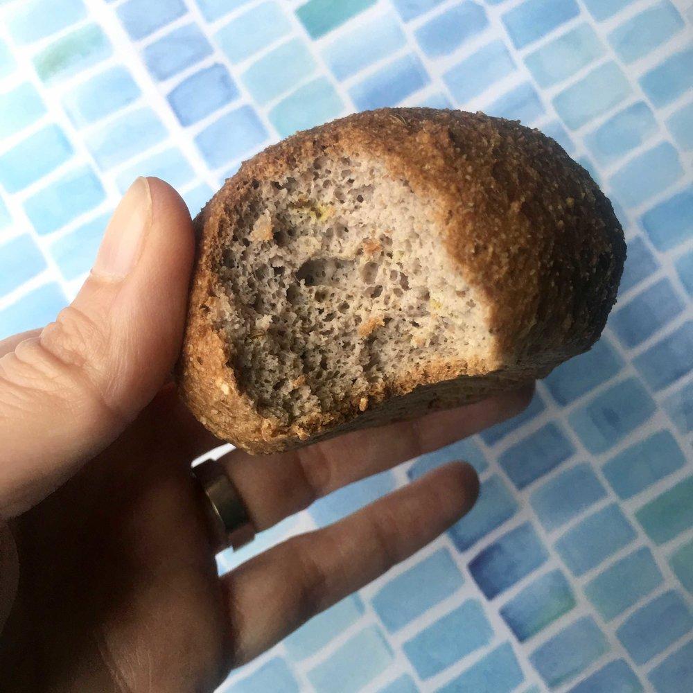 Low Carb Keto Grain-Free Multi-Grain Bread Recipe