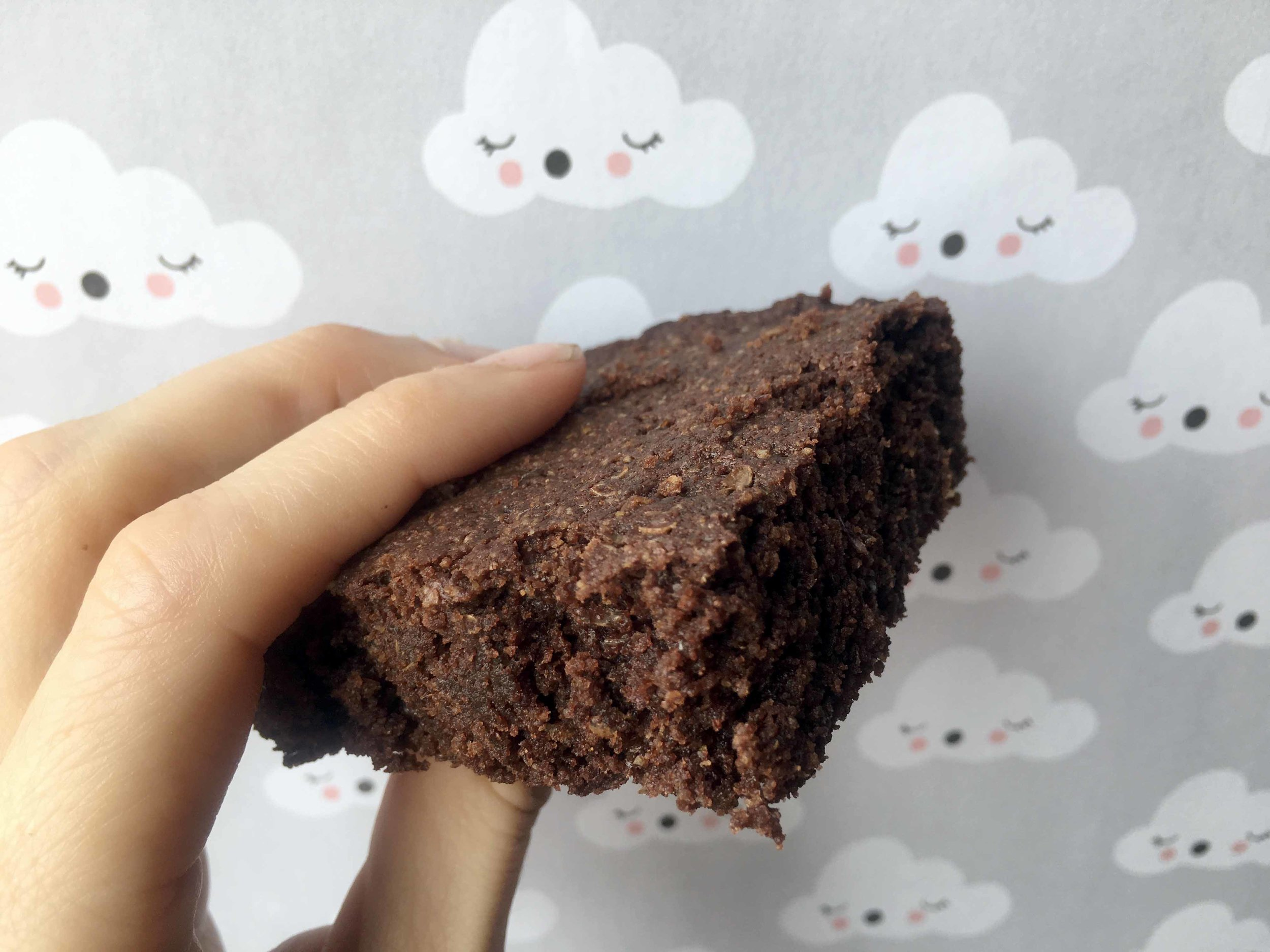 Low Carb Keto Grain Free Flax Seed Brownies