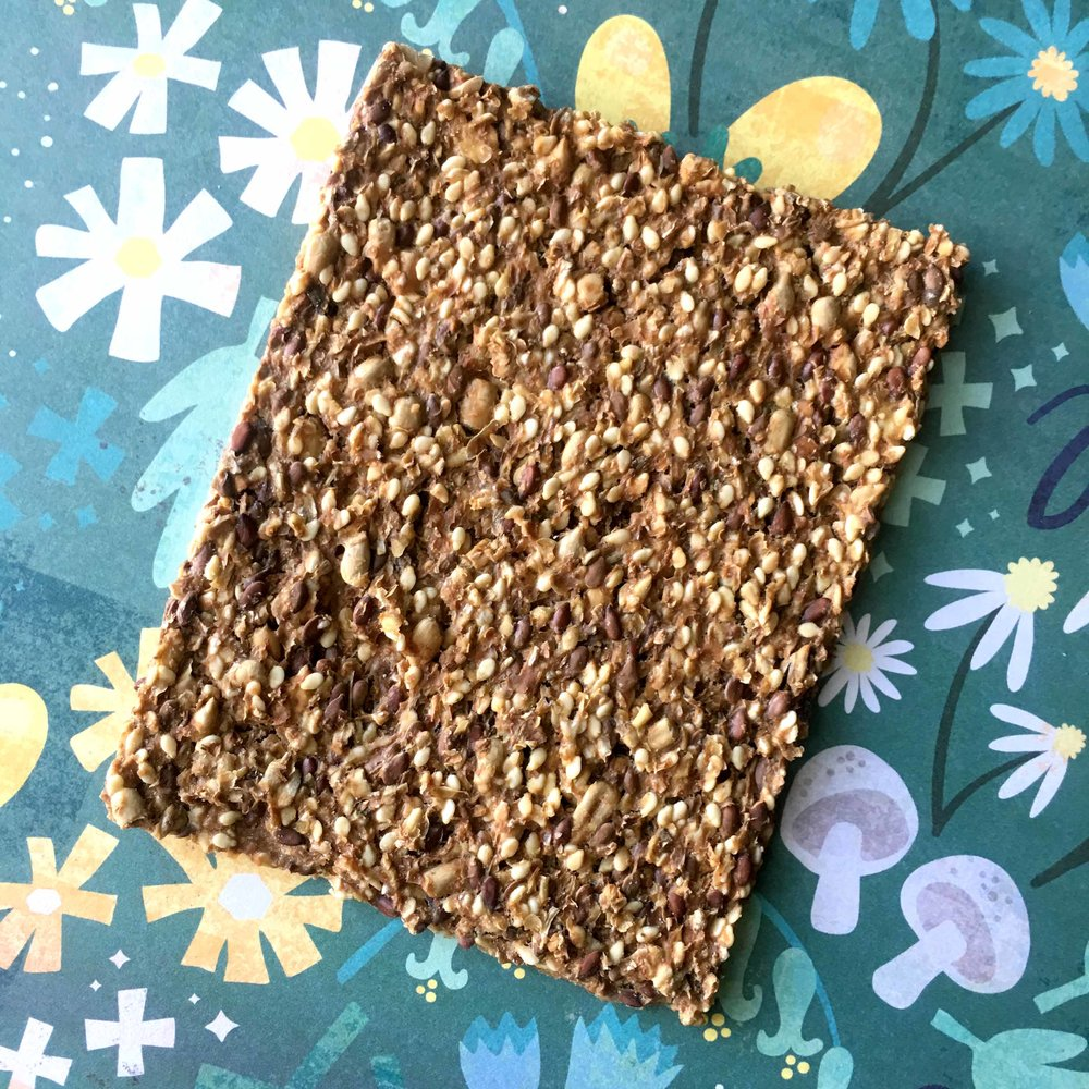 Trader Joe's Seed Crispbread
