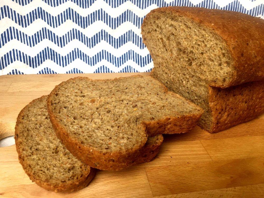 Real Low Carb Keto Multigrain Bread Recipe